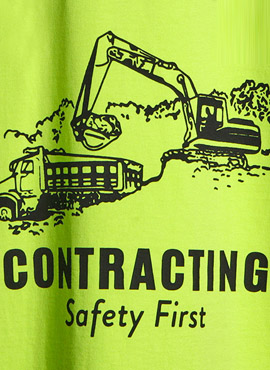 (30% off) RD Contracting Short Sleeve T