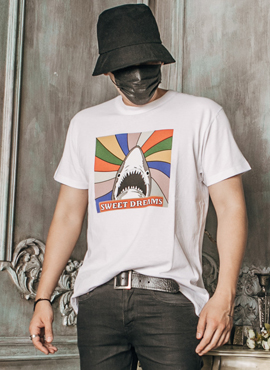 RD S.Shark T-Shirt(2colors)