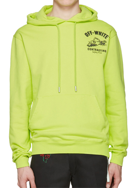 (60% off) RD Green Construction Hoodie