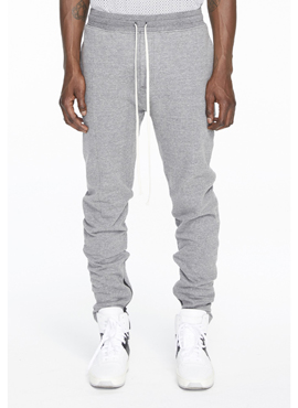 RD F. Heavy Terry Sweatpants Gray
