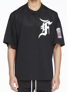 (Restock)RD F. Mesh Baseball T-Shirt