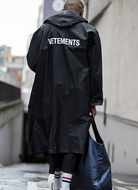 RD V.Rain Coat