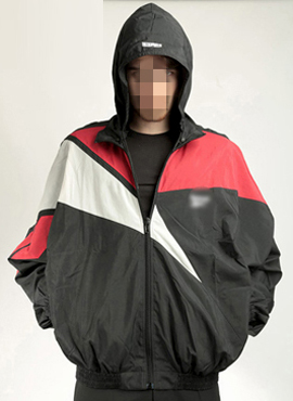 RD V X R Windbreaker(2colors)