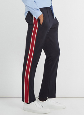 RD G. Zip Up Track Pants