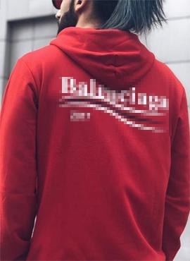 RD B. Wave Logo Hoodie(3colors)