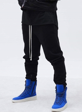 RD F. Heavy Terry Sweatpants Black