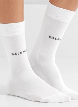 RD B. Silket Socks