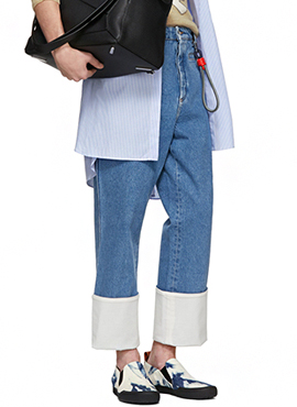 (Restock) RD L.Fisherman Denim Pants