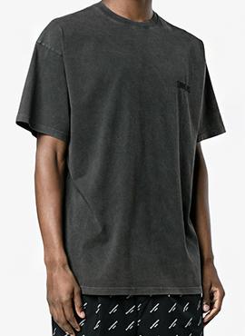 RD B. Sinners Grey Sleeveless T-Shirt