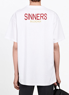 (Restock) RD 18ss B. Sinners T-Shirt(2color)