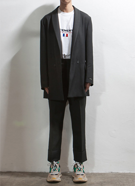 RD Set Up Suit Jacket