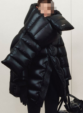 RD B.Overfit Goose Down Jacket