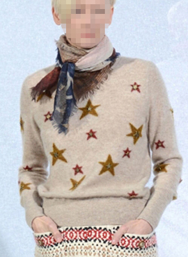 RD CN. Star Knit (2colors)