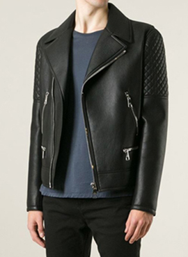 RD N. Leather Jacket