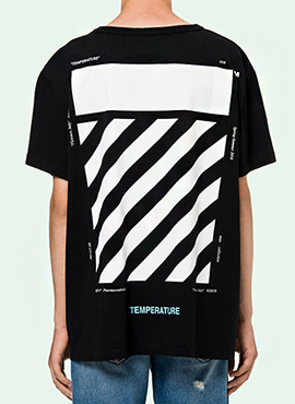 (Restock) RD 18ss OW Signature backprinting T(2colors)