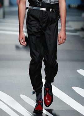 (Restock) RD 18ss P. Velcro Gabardine Pants