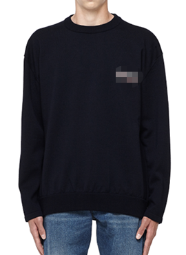 (30% off) RD B. Wave Logo Knit (2colors)