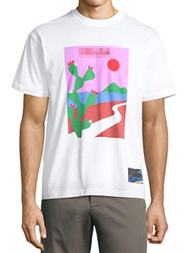 RD 18ss P. Cactus T-Shirt
