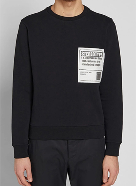 RD 18ss MM. Patch Sweatshirts(2colors)