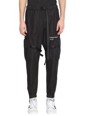 RD OW. Parachute Cargo Pants
