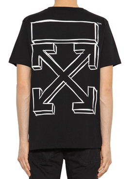 RD OW. Marker Arrows T-Shirt