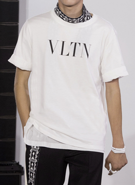 (Restock) RD 18ss V. VLTN T-Shirt(3colors)