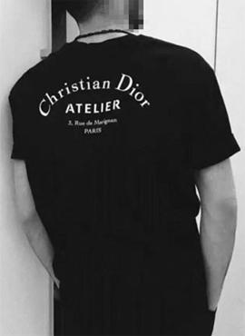 RD 18ss D. Atelier Print T-Shirt(3colors)