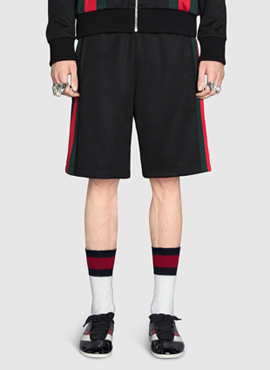 RD 18aw G. Technical Jersey Shorts