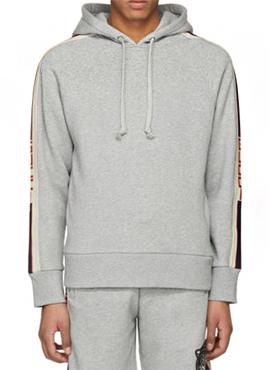 (Restock) RD 18ss G. Technical Grey Hoodie