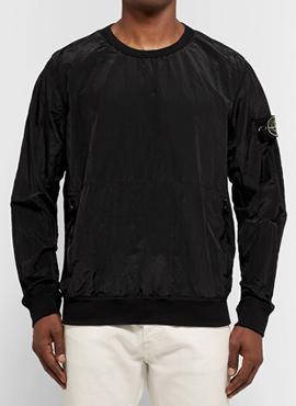 (Restock) RD 18fw ST. Garment Dyed Nylon Sweatshirt