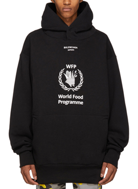 RD 18fw B. World Food Programme Hoodies (2colors)