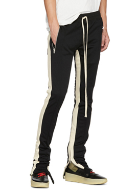 RD 18fw F. Double Stripe Track Pants