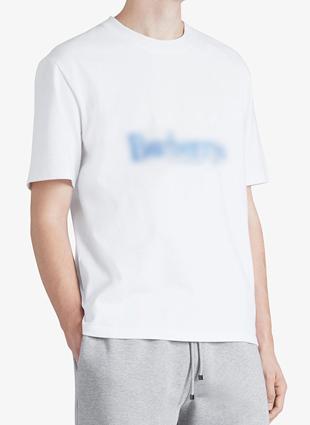 RD 18ss BBR. Blue Logo T-Shirt