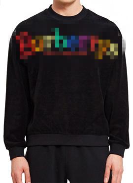 RD 18fw BU. Towelling Sweatshirt(4colors)