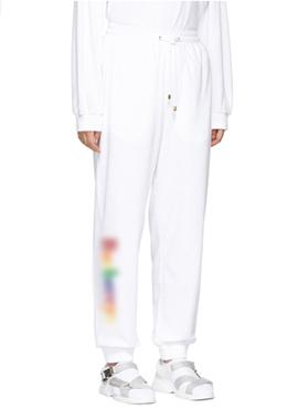RD 18fw BU. Towelling Sweatpants(4colors)