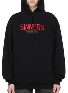(Restock) RD 18ss B. Sinners logo Hoodie