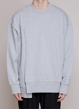 [Defond] Cut out Sweatshirt (3colors)