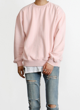 [Defond] French Terry Sweatshirt(6colors)