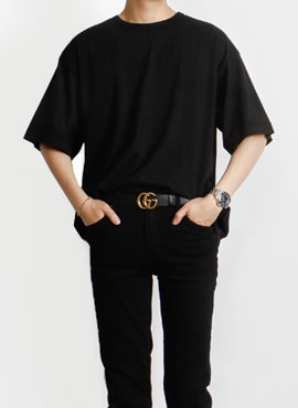 [Defond] Oversize T-Shirt(4colors)
